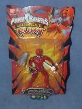 Power Rangers Jungle Fury sonido tigre Ranger. nuevo