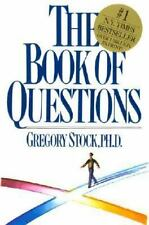 NEW - The Book of Questions by Stock Ph.D., Gregory