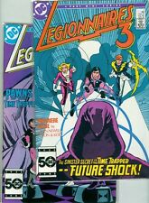 Legionnaires 3 #1, #2, #3, and #4 Vf/Nm Complete set