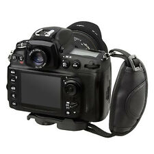 Black Digital Camera SLR Hand Strap Hand Grip Holder for Canon EOS Rebel SL1 T5i