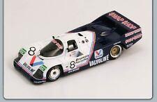 1/43 Porsche 962 C Brumos Valvoline  1st Daytona 24 hrs 1985  Wollek/Unser/