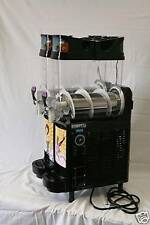 New Black Faby 2 Bowl with Timer Frozen Drink Machine