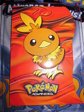 POKEMON NEUF ★ TOPPS ADVANCED CHALLENGE 2003 ★ TORCHIC 7 OF 18 EMBOSSED CUT-UPS