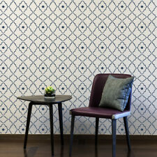 Moroccan Wall Allover Stencil Melilla Reusable Trellis stencils for DIY décor