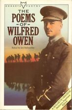 The Poems of Wilfred Owen (Hogarth Poetry),Wilfred Owen,Jon Stallworthy