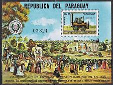 Paraguay - Block 271 postfrisch / MNH ** (E904)