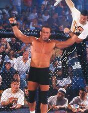 Mark Coleman Signed Pride 11x14 Photo PSA/DNA COA UFC 10 12 Hall of Fame Auto'd