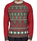 Blueberry Pet Unisex Ugly Christmas Pullover Sweater - XL