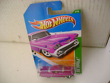2010 HOT WHEELS TREASURE HUNT T-HUNT '58 IMPALA NEW MOC