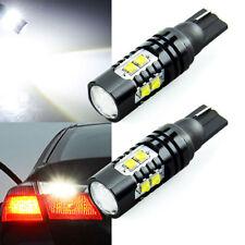 2pcs Set 50w 921 912 T10 LED 6000k HID White Backup Reverse Lights Bulb