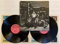 Allman Brothers Band - At Fillmore East - 1971 US 1st Press Pink AT/GP (EX)