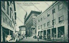 Pistoia Città Poste COLLA cartolina QQ1328