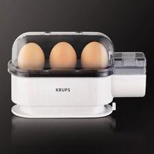 Krups F234-70 Ovomat Trio Weiss Eierkocher für bis zu 3 Eier  Ein-/Ausschalter