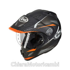 CASCO MOTO ARAI TOUR X4 BREACK ORANGE FIBRA ADVENTURE TOURING OFF ROAD AR3185BO