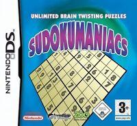 sudokumaniacs ds
