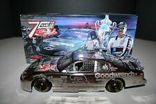 Dale Earnhardt #3 2000 1/24 Goodwrench Service Plus 75TH Nascar Win Platinum