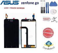 LCD DISPLAY  Asus ZenFone Go ZC500TG  Z00VD TOUCH SCREEN SCHERMO NERO NUOVO