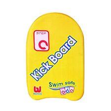 BESTWAY PREMIUM KICKBOARD SWIMMING AID FLOAT LEARNING SWIM SAFE STEP C - YELLOW