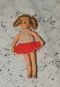 Adorable 1960's Mattel  Tutti Buffy Family Affair Doll very nice
