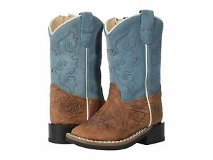 Boy's Boots Old West Kids Boots Jack (Toddler)