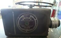 VINTAGE BELL AND HOWELL FILMO AUTO LOAD MOVIE CAMERA