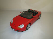 UT-Models  Porsche  Boxster  Cabriolet  (rot)  1:18  ohne Verpackung ! (1)
