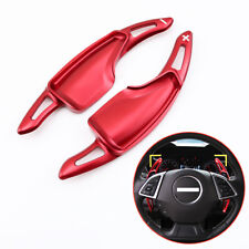 Alloy Steering Wheel Shift Lever Paddle Shifter For Chevrolet Camaro 2016+ Parts