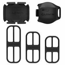 Garmin 010-12845-00 Pack Sensor de Velocidad 2 y Sensor de Cadencia 2 para Bicicleta - Negros