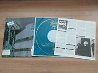 DEPECHE MODE - Some Great Reward 8 Tracks Korea Vinyl LP Insert 1985 No Barcode