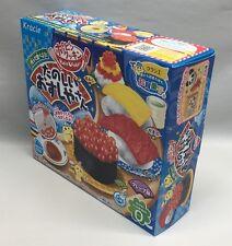 Kracie Sushi kit Happy kitchen popin cookin Japanese DIY making candy kits