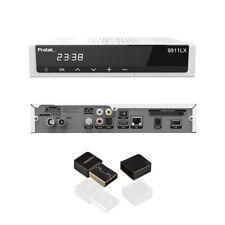 Protek 9911 LX HD e2 Linux HDTV Receiver 1x SAT Sintonizzatore dvb-s2 HD 9910 WLAN Stick
