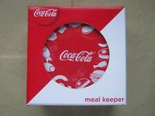 Coca Cola Philippines Exclusive Red Color Design MEAL KEEPER Glass Bowl