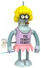 Futurama Rocket USA Wind Up Tin Gender Bender