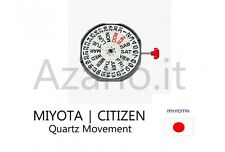 Movimento al quarzo MIYOTA 2405 movement quartz for watch orologi Japan Made