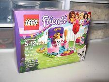 """LEGO FRIENDS 2016 SET    """"PARTY STYLING""""      41114    NIB"""