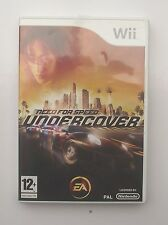Need for speed undercover wii pal
