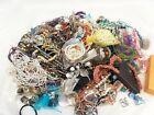 Huge 8.2kg Job Lot Costume Jewellery Necklaces Bracelets Earrings Rings Mixed
