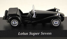 LOTUS SUPER Seven - 1968 Black - 1:43 Maxichamps 940 113631 - New & Boxed