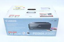 CANON PIXMA IP2600 INJET PHOTO PRINTER