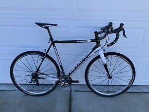2012 Cannondale SuperX Carbon 3 Ultegra Cyclocross 58cm Bike