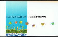 ISRAEL 1994 FESTIVAL STAMPS BOOKLET