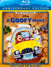 The Coolest Disney Musical Ever A Goofy Movie on blu-ray Goof Troop Feature Film