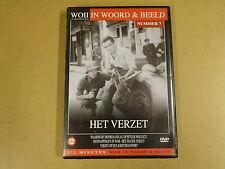 DVD / WOII - IN WOORD EN BEELD NR.7 - HET VERZET