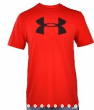 UNDERARMOUR MEN'S SHIRT COLOR WHITE SIZE MEDIUM
