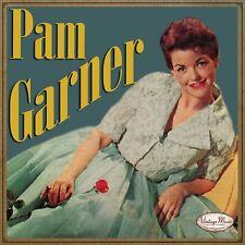 PAM GARNER CD Vintage Vocal Jazz / Lonesome Road , Sweet Silence , Speak Low ...