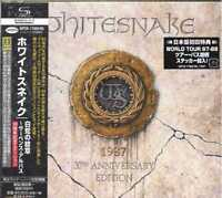 WHITESNAKE-WHITESNAKE 30TH ANNIVERSARY EDITION-JAPAN 2 SHM-CD G35