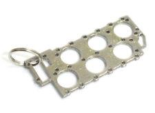 6-Zylinder VR Gold Glitter ZYLINDERKOPFDICHTUNG Schlüsselanhänger Typ 53i MK 1 2