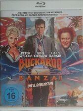 Buckaroo Banzai - Die 8. Dimension (2013)