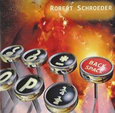 ROBERT SCHROEDER - BACKSPACE  CD NEU