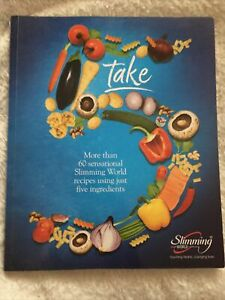 Slimming World Take 5 Ingredients Recipes Cookbook VGC